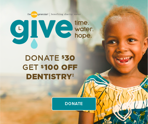 Donate $30, Get $100 Off Dentistry - Eagle Smiles Dentistry and Orthodontics